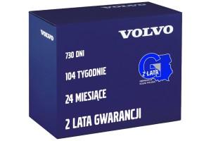 Dwa lata gwarancji na oryginalne części zamienne Volvo