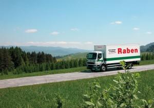 Integracja Raben na czeskim rynku logistycznym zakończona