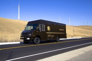 Wyniki finansowe UPS za I kwartał 2012