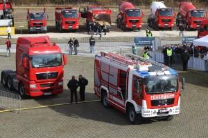 Ponad 100 ciężarówek na MAN Trucknology Days 2012