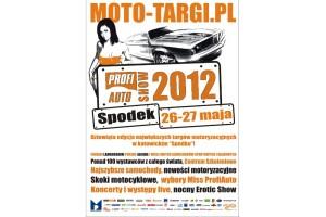 ProfiAuto Show 2012 – największe targi motoryzacyjne w Spodku