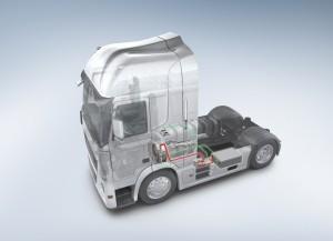 Nowe technologie Bosch do pojazdów użytkowych