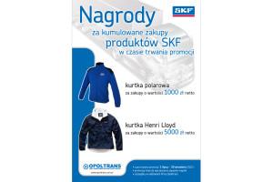 Kurtki za kumulowane zakupy produktów SKF