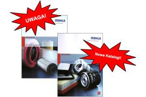 Katalogi filtrów Mahle i Knecht na lata 2012/2013