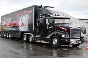 Dział Ciężarowy podczas 12. Targów Inter Cars