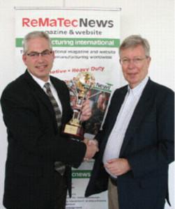 Meritor Regeneratorem Roku 2012