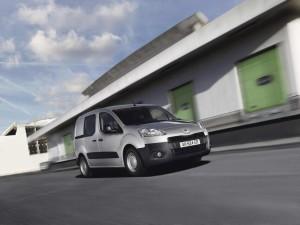 Nowy Peugeot Partner z elektrycznym silnikiem na IAA 2012