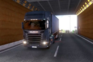 Euro Truck Simulator 2 wkrótce w sklepach