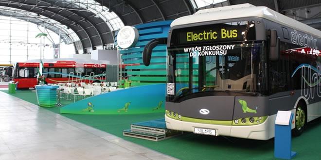 Solaris Urbino 12 electric najlepszym autobusem targów w Kielcach