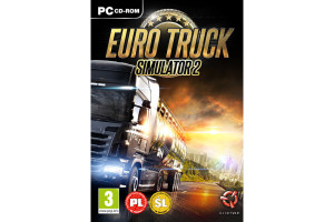 Euro Truck Simulator 2 już w sklepach