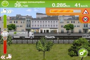 Truck Fuel Eco Driving – gra Renault Trucks uczy oszczędności