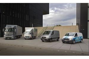 Nowe pojazdy dystrybucyjne Mercedes-Benz iFuso