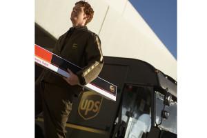 Większy zysk UPS w 2012 roku