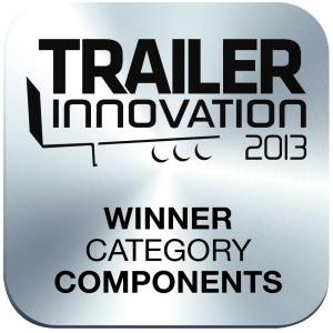 BPW z nagrodą Trailer Innovation 2013