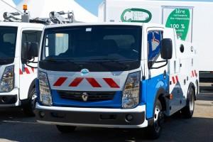 Renault Trucks natargach Pollutec