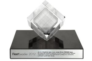 PasCom uhonorowany statuetką Fleet Leader 2012