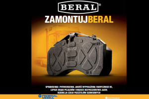 Klocki BERAL w Inter Cars SA