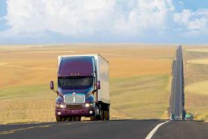 "Blogerzy na TruckFocus: Arek i ""Trakerka"""