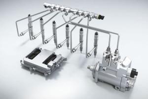 Bosch wyprodukował 10 milionów układów wtryskowych do do pojazdów użytkowych