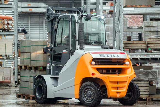 Topnotch Nowy model wózka widłowego STILL - TruckFocus.pl KD89