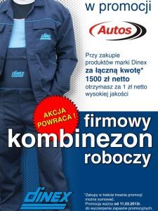 Promocje Dinex, Mahle i Knecht w sieci Autos