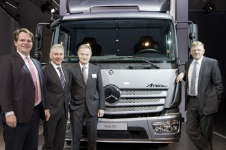 Nowy Mercedes-Benz Atego