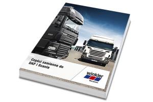 Katalog winkler – części zamienne do pojazdów DAF i Scania