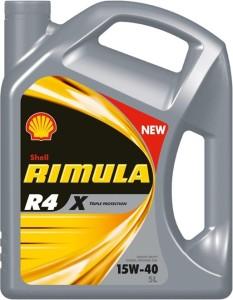 Nowy olej Shell