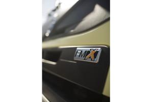 Premiera Volvo FMX na targach Bauma