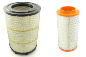 Dwa nowe wkłady filtra powietrza w Exmot