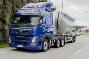 Globalne porozumienie gazowe firm Volvo i Shell