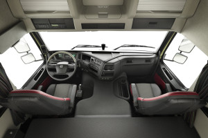 Volvo FMX: nowa, bardziej wytrzymała iergonomiczna kabina