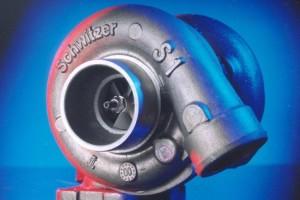 Turbosprężarka do Volvo BM L150 E w BSL TRUCK