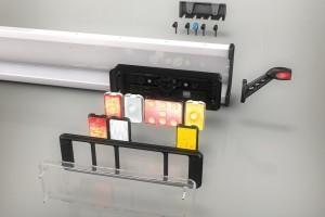 Nowy system oświetlenia i okablowania HELLA do przyczep i naczep