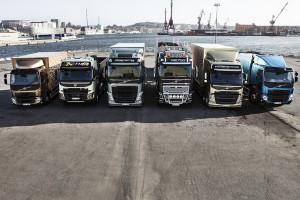 Volvo Trucks odnowiło całą gamę samochodów ciężarowych w osiem miesięcy