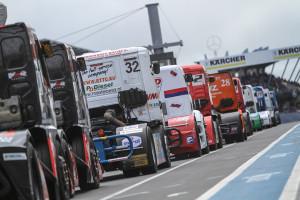 Przygotowania Goodyeara do sezonu  wyścigów ciężarówek 2013