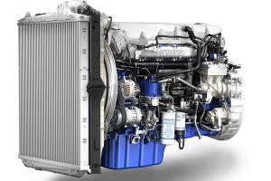 Volvo Trucks przedstawia ofertę silników Euro 6