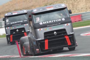 Sukces Renault Trucks na hiszpańskim torze