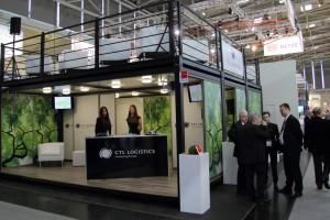 Grupa CTL Logistics na Targach w Monachium