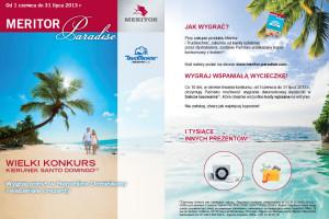 Promocja Meritor Paradise