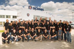 Scania Top Team - krajowy finał
