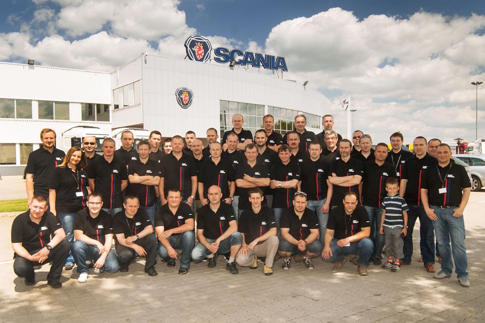 Scania Top Team – krajowy finał