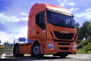 Nowy Iveco Stralis Hi-Way bohaterem Euro Truck Simulator 2