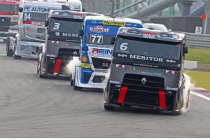 Sukces załogi MKR – Technology Renault Trucks na torze Nürburgring
