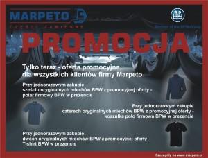 Promocja miechów w Marpeto Polska