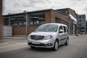 Nowe wersje Mercedesa Citan