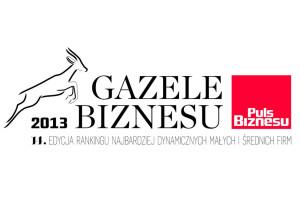Gazela Biznesu 2013 dla KH-KIPPER