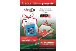 Promocje ATP i Bosch w Autos