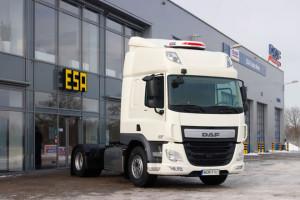 Pierwszy DAF CF Euro 6 dla firmy DER Trans