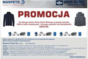 Promocja Knorr-Bremse w Marpeto